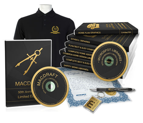 MacDraft Limited Edition Pack