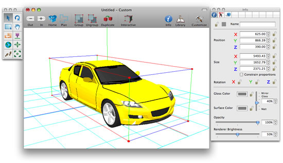 3d toolbox build your own 3d cad software custom for Software cad 3d