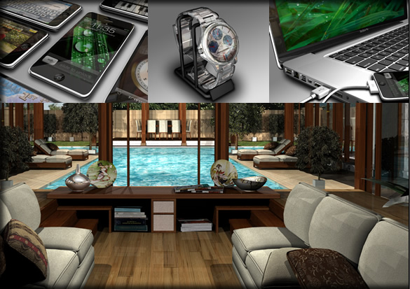 Mac 2D & 3D CAD design software, interiors & home design software ...