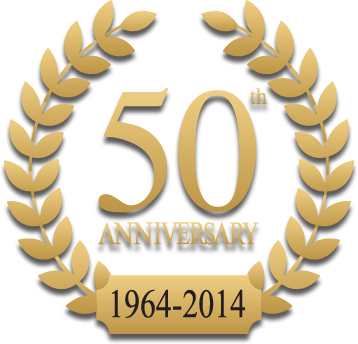 50th Anni Badge